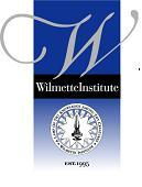 Wilmette Institute blue logo