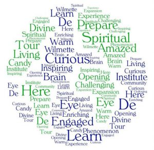 tag cloud of essays
