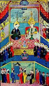 16 Anonyme Chronique Zubdat Al Tawarikh Joseph And Family