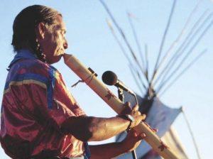 Kevin Locke Lakota Hoop Dancer Musician Storyteller