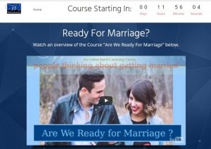 Countdown Page: Are We Ready for Marriage?