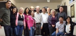 "Couples who attended ""A New Race of Couples,"" a workshop on marriage for couples in Saskatoon, Canada"