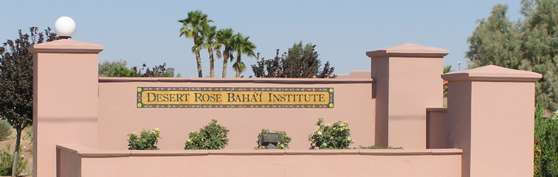 Desert Rose Baha'i Institute