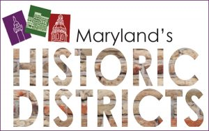 Maryland Historic Districts (logo)