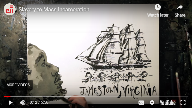 From Slavery to Mass incarceration screenshot