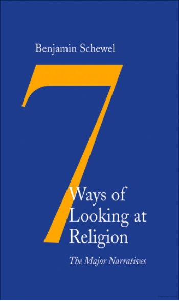7 Ways of Looking at Religion Book Cover