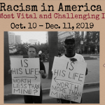 Racism in America video slide