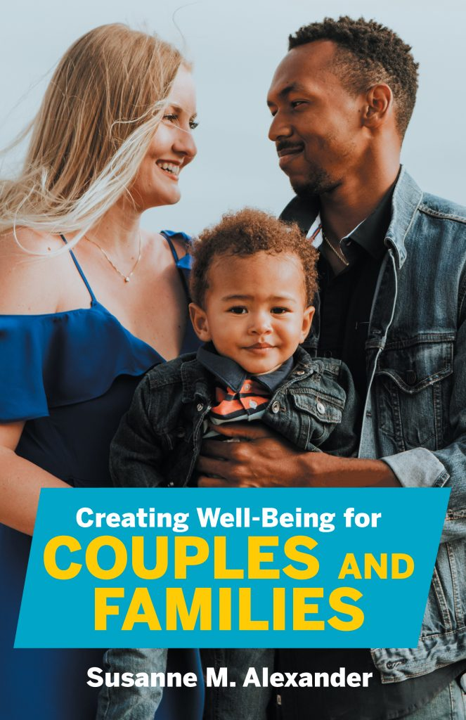 """""""Creating Well-Being"""" book cover"""